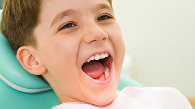 prevent toothache in children